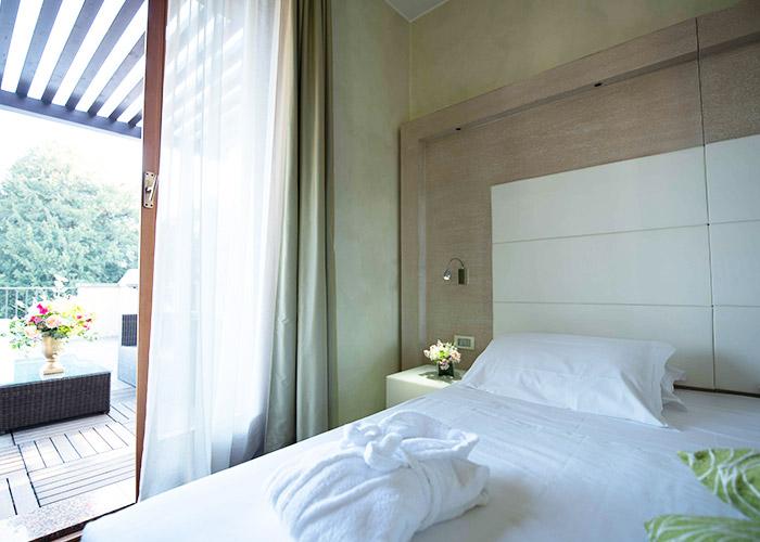 Hotel Dei Giardini Camera Suite
