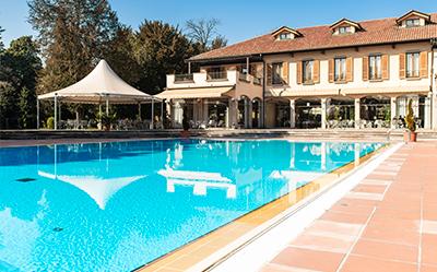 Apertura Piscina Hotel dei Giardini Nerviano