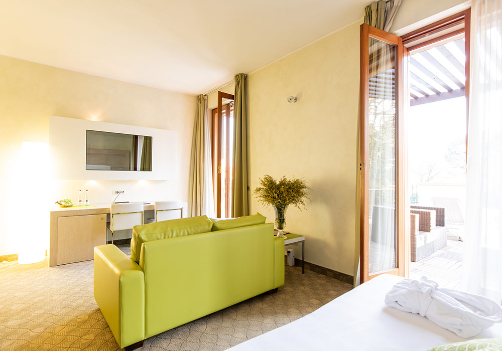 Suite Hotel dei giardini 2