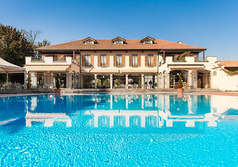 Hotel Dei Giardini Nerviano Milano