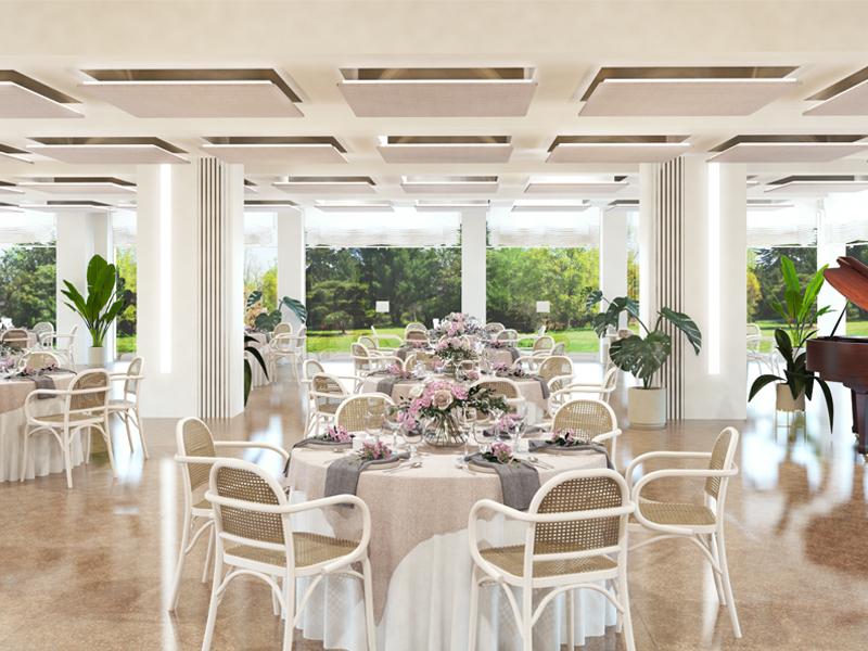 Hotel dei giardini ristrutturazione entro febbraio